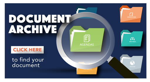 Document Archive Button