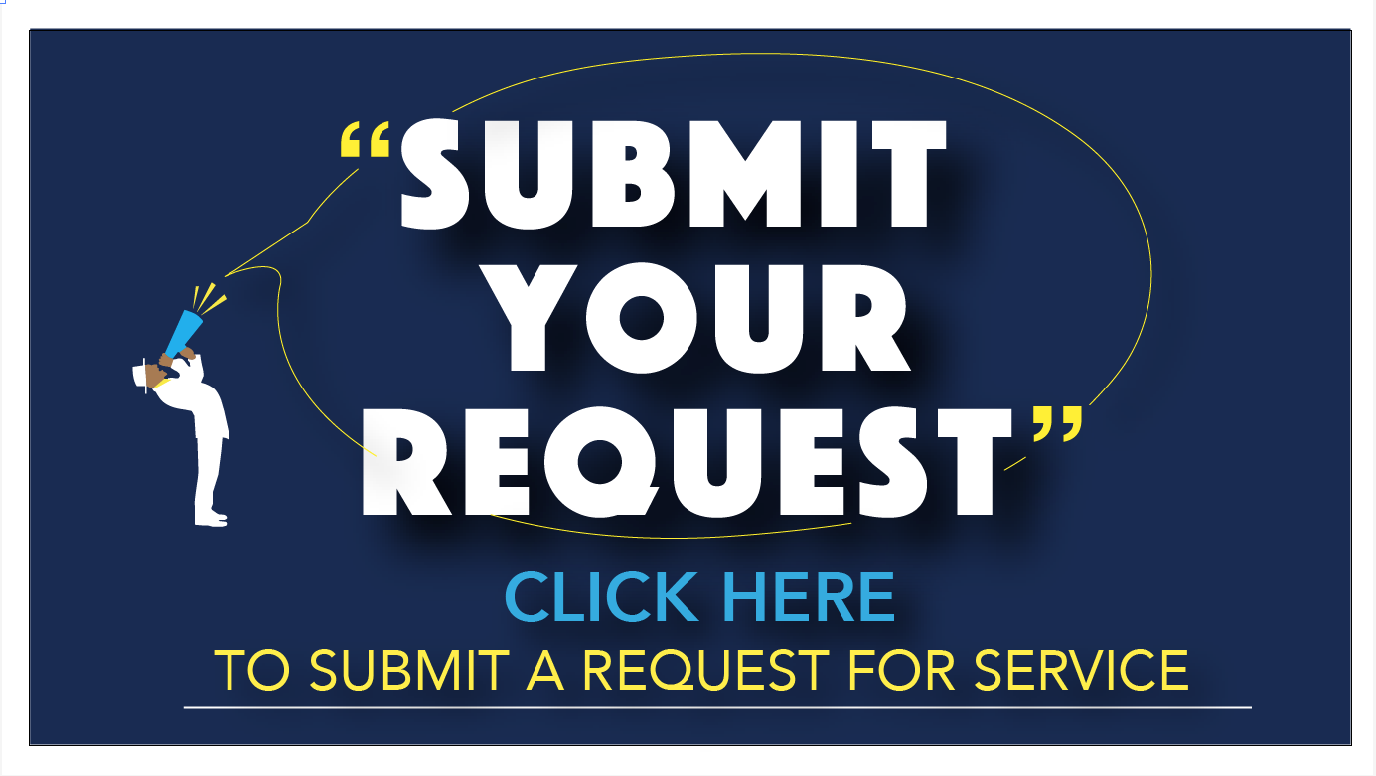 Submit Your Request Button