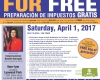 Free Tax Preparation and Resource Fair