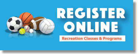 RECREATION CLASSES ONLINE SIGN UP BUTTON