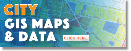 GIS MAPS AND DATA BUTTON