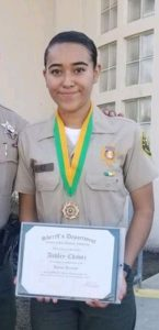 Ashely Chavez Los Angeles Sheriff Department