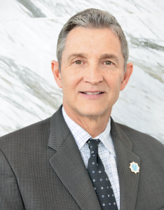 Rick Sandzimier is the new Director of Public Works with the City of Lynwood.