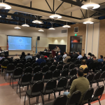"Residents Like the ""On the Move"" Lynwood City Council Meeting Last night's ""On the Move"" Lynwood City Council meeting at the Lucy Avalos Community Center was a success! It was attended by nearby residents and regular meeting attendees alike."