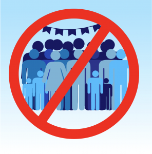 No Gatherings or parties