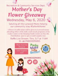 Mother's Day Flower Giveaway