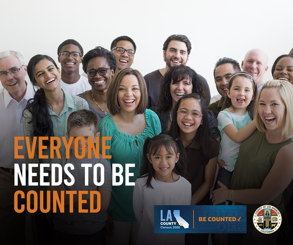 Everyone Needs to Be Counted
