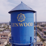Lynwood Water Tower