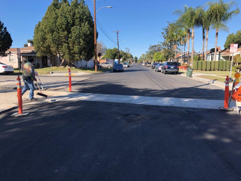 Agnes Street Improvement project